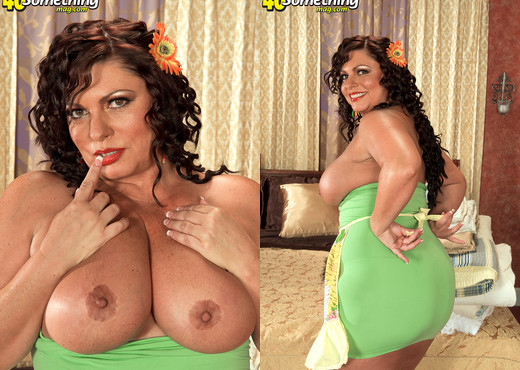 Carmelita Lopez - 40 Something Mag - MILF Sexy Photo Gallery