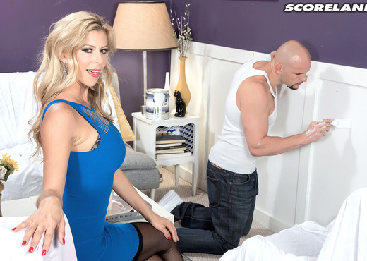 Alexis Fawx - Mature Hottie Of The Month - ScoreLand - Boobs Porn Gallery
