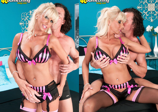 Stormy Lynnes Shocking Little Porno - 40 Something Mag - MILF Image Gallery