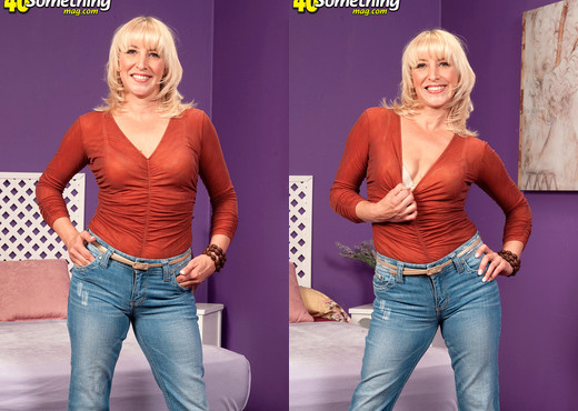 Andi Roxxx Interview - 40 Something Mag - MILF Hot Gallery