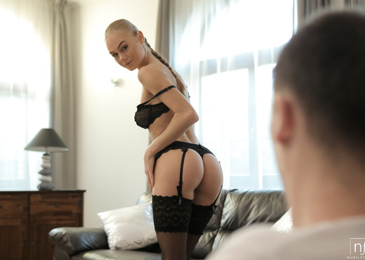 Nancy A - Strip Tease - Nubile Films - Hardcore Sexy Photo Gallery