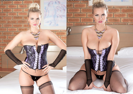 Marie Lambo - A Hot Czech - ScoreLand - Boobs Image Gallery