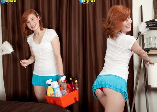 Sadie Kennedy - A Butt Stretchin - 18eighteen - Teen Hot Gallery