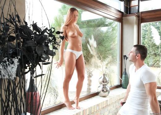 Ornella Morgan - Foot Love - Hardcore Sexy Photo Gallery