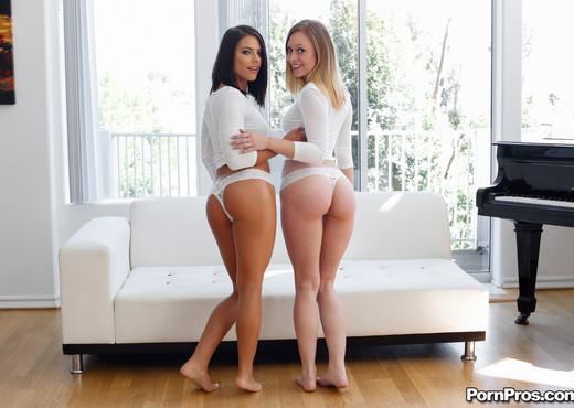 Lucy Tyler, Adriana Chechik - Sexy Fuckfest - Teen BFF - Teen Nude Pics
