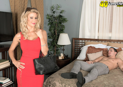 Alexis Fawx Fucks - 40 Something Mag - MILF Hot Gallery