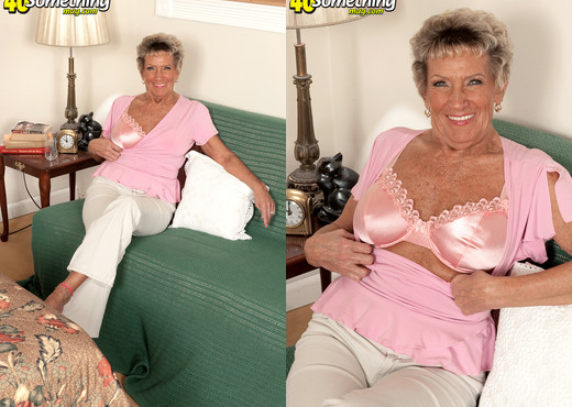 Sandra Ann - Our Oldest Ever! - 40 Something Mag - MILF TGP