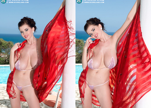 Sha Rizel - Bikini Dazzle - ScoreLand - Boobs Nude Gallery
