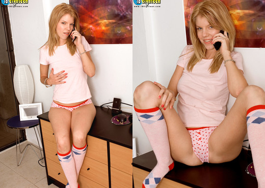 Nina Stevens - Happiness Is A Warm Cunt - 18eighteen - Teen Picture Gallery