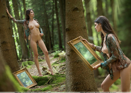 Supernatural - Jasmine A. - Femjoy - Solo Nude Pics