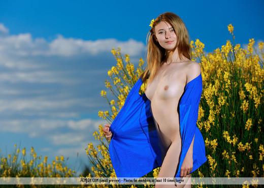 Springtime - Niki M. - Femjoy - Solo Sexy Gallery