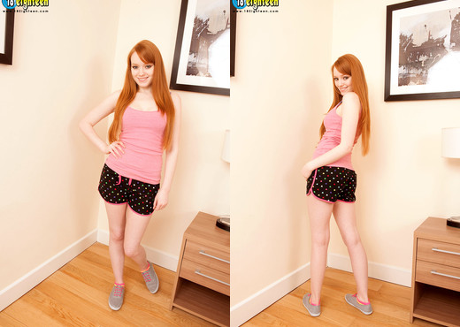 Kloe Kane - Bedroom Eyes - 18eighteen - Teen Picture Gallery