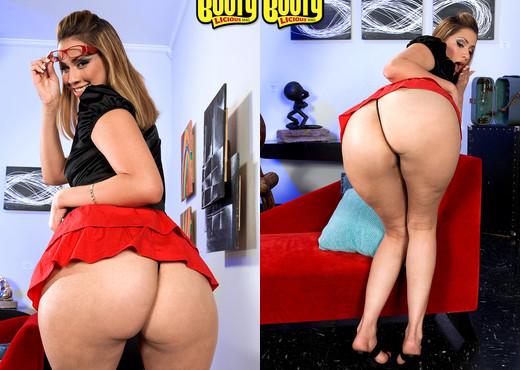 Nena Linda - Lush Latina - Bootylicious Mag - Ass Nude Pics