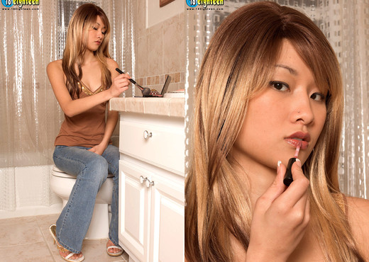 Melody Tan - Bare Necessities - 18eighteen - Teen TGP