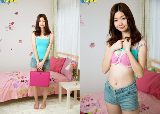 Mari Takizawa - Asian Bush - 18eighteen - Teen Picture Gallery