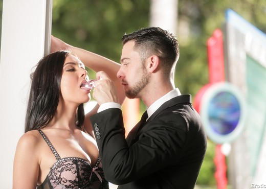 Seth Gamble & Marley Brinx - Erotica X - Hardcore Porn Gallery