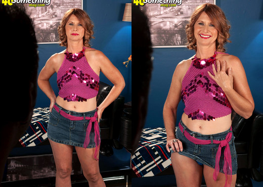 A Salty Load Of Cum For Pepper - 40 Something Mag - MILF Porn Gallery