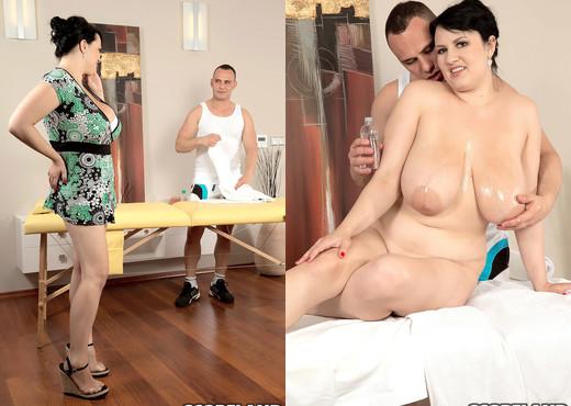 Barbara Angel - Oily Boob Massage Sex - ScoreLand - Boobs Sexy Photo Gallery