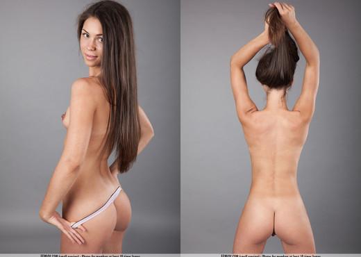 Ready - Alina J. - Femjoy - Solo Nude Pics