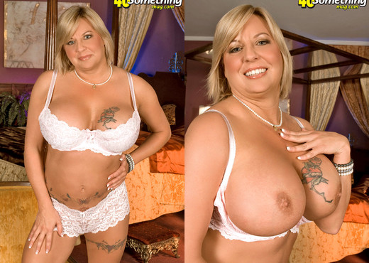 Mishka Lee - 40 Something Mag - MILF Picture Gallery