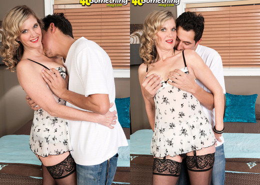 Cami Cline - Cami Gets A Facial - 40 Something Mag - MILF HD Gallery