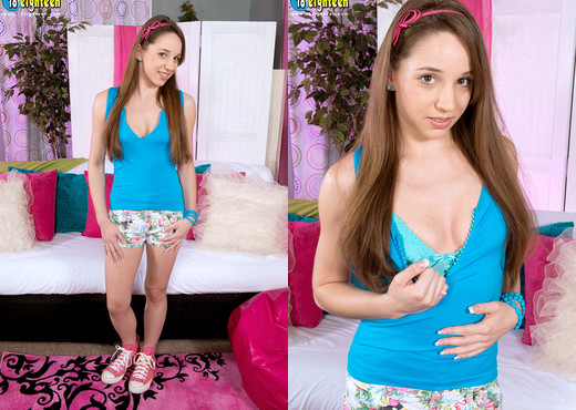 Skye Lynne - A True Freak - 18eighteen - Teen Picture Gallery