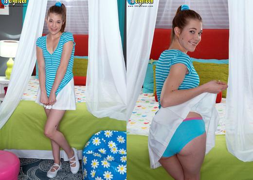 Anna Bell - Coy Cutie - 18eighteen - Teen Nude Pics