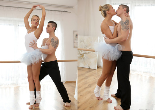 Victoria Pure - Dance Lovers - Petite Ballerinas Fucked - Hardcore HD Gallery