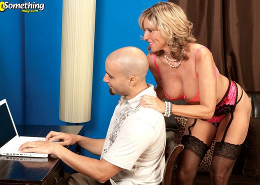 Fuck Jodi West, Young Man! - 40 Something Mag - MILF HD Gallery