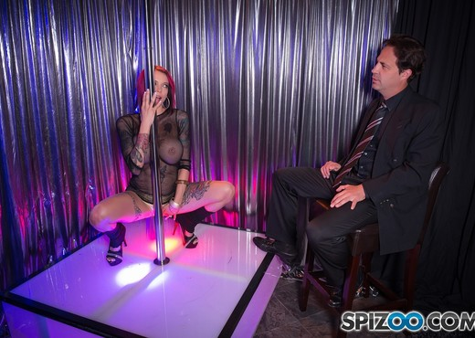Anna Bell Peaks Hot Stripper - Spizoo - Hardcore Image Gallery