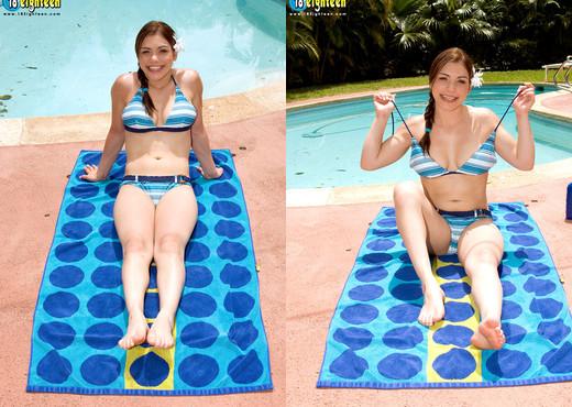 Laylah Diamond - Bikini Buster - 18eighteen - Teen Nude Pics