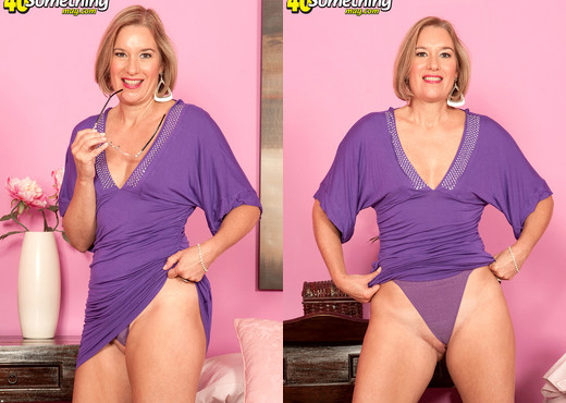 Suz - Im never too tired to fuck - 40 Something Mag - MILF TGP