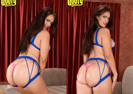 Yazmina Melendez - Bootylicious Mag - Ass Nude Pics