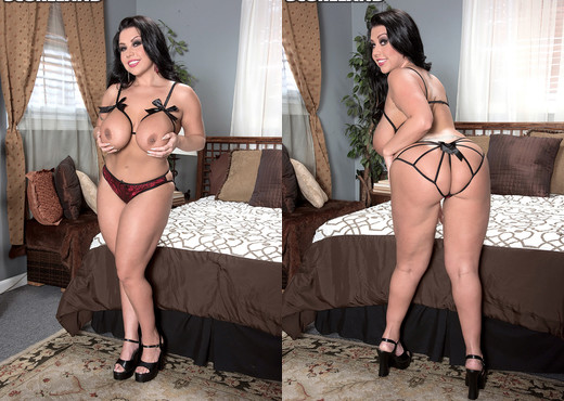 Sheridan Love - Tied For A Ride - ScoreLand - Boobs Image Gallery