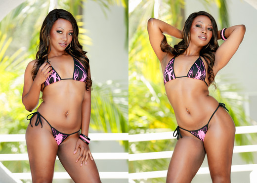 Skyler Nicole - HardX - Ebony Sexy Gallery