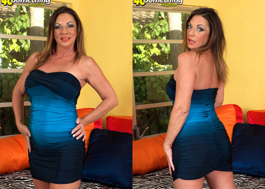 Margo Sullivan - Dream Fuck - 40 Something Mag - MILF Sexy Gallery