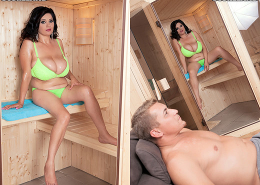 Natasha Sweet - First XXX! Sweet! - ScoreLand - Boobs Nude Pics