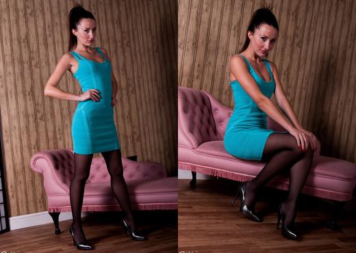 Sophia Smith - Classica - Sophia's Sexy Legwear - Solo HD Gallery