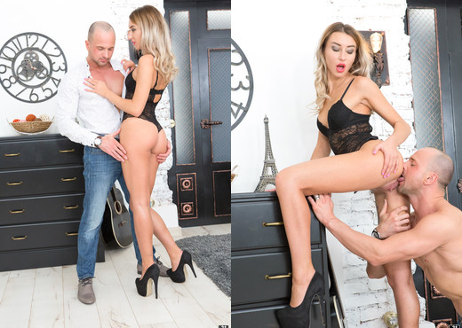 Katrin Tequila - Hard Anal Gape - Anal Picture Gallery
