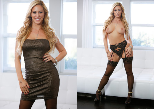 Cherie DeVille - Sneaking Out - MILF Hot Gallery