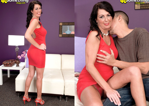 Dakota Riley - Loves Shoes, Cooking, Antiques And Creampies - MILF Image Gallery