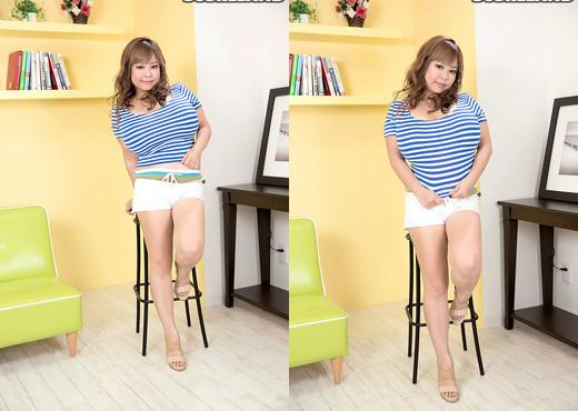 P-Chan - Creamy Asian Tits - ScoreLand - Boobs Image Gallery