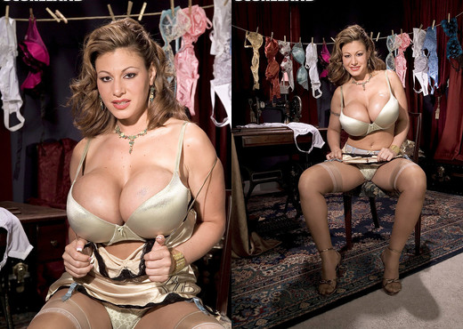 Crystal Gunns - Juggy Doll - ScoreLand - Boobs Image Gallery