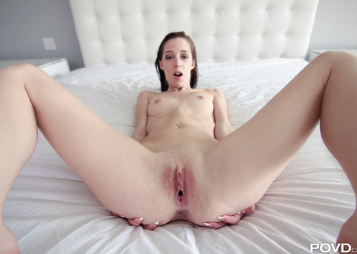Lola Hunter - Anonymous Hook Up - POVd - Hardcore Porn Gallery