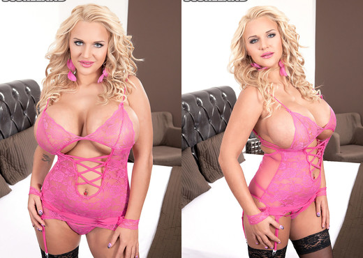 Dolly Fox - The Blonde Fox - ScoreLand - Boobs Nude Gallery