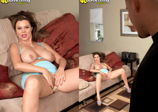 Ginger Taylor - Conversation Starter - 40 Something Mag - MILF HD Gallery