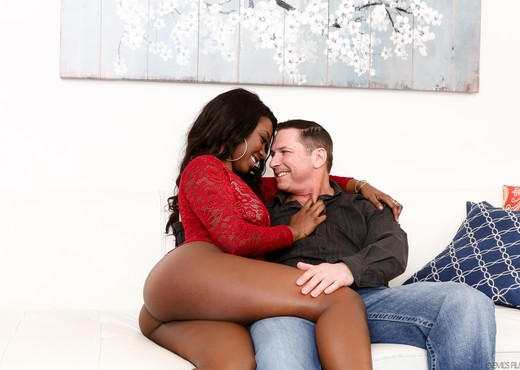 Skyler Nicole - My New White Stepdaddy #16 - Ebony Sexy Photo Gallery