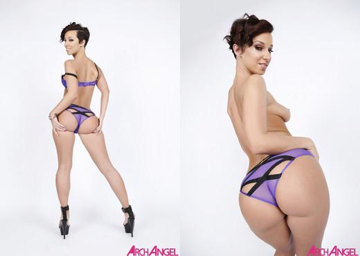 Jada Stevens In Hard IR Anal - Arch Angel - Interracial Nude Pics