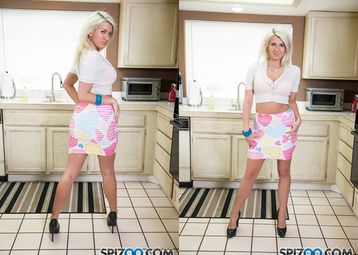 Layla Price Kitchen Designer - Spizoo - Blowjob Image Gallery