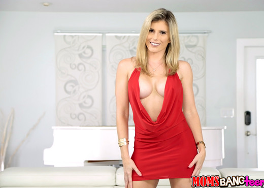 Cory Chase - New Cock To Fuck - Moms Bang Teens - Hardcore Sexy Gallery